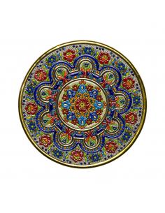 Plato cerámica española...