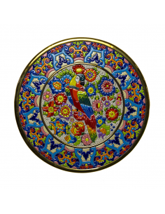 Spanish Ceramics. Plate 32...
