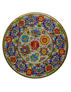Spanish Ceramics. Plate 35...