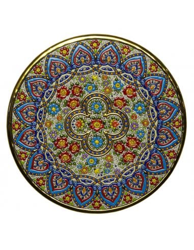Spanish Ceramics. Plate 35 cms...