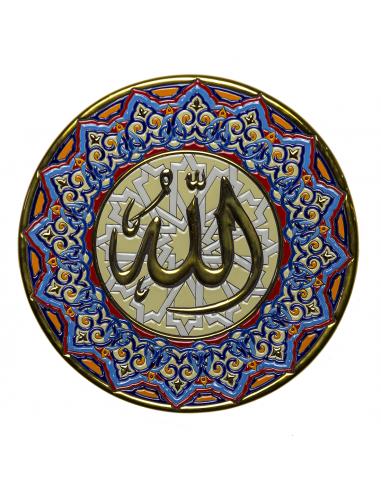 Plato cerámica decorativa andaluza 40...