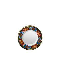 Spanish Ceramics. Mirror...