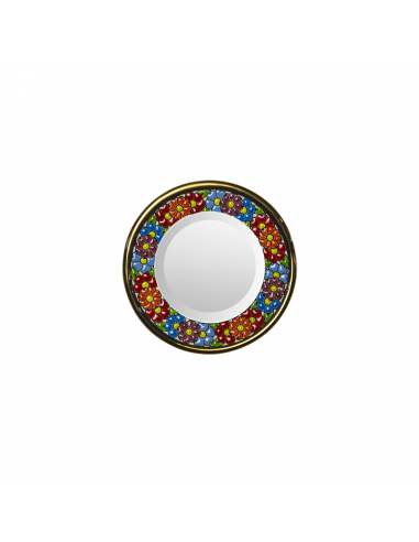 Spanish Ceramics. Mirror Plate 14 cms...