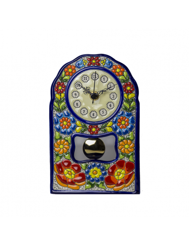 Reloj Sobremesa cerámica decorativa...