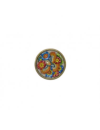 Plato cerámica decorativa andaluza 11...