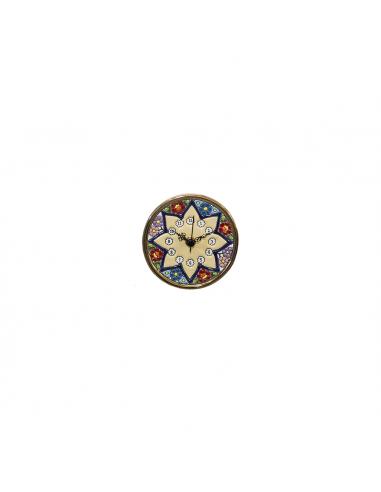 Clock plate 11 cms Spanish decorative...