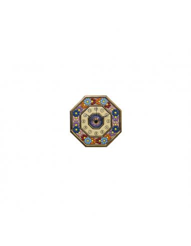 Reloj azulejo cerámica española...