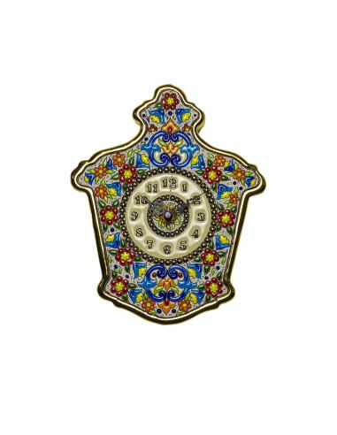 Reloj Pared cerámica decorativa...