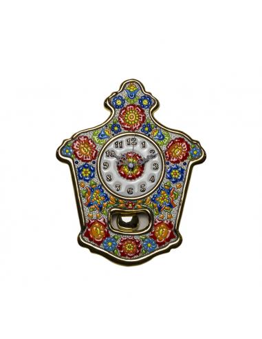 Reloj Pared Péndulo cerámica...