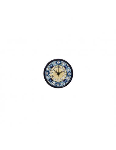 Plato Reloj cerámica española...