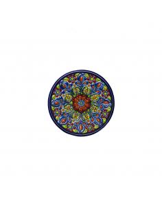 Spanish Ceramics. Plate 14...