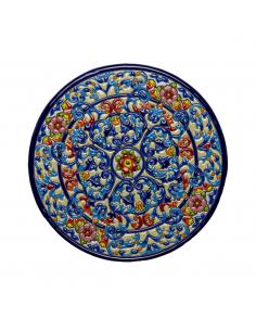 Spanish Ceramics. Plate 28...