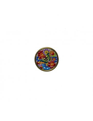 Plato cerámica decorativa andaluza 9...