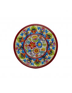 Spanish Ceramics. Plate 21...