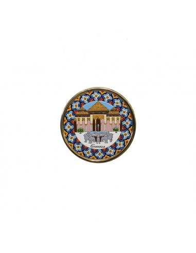 Cerámica Española. Plato Alhambra de...