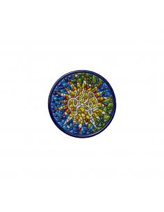 Spanish Ceramics. Plate...