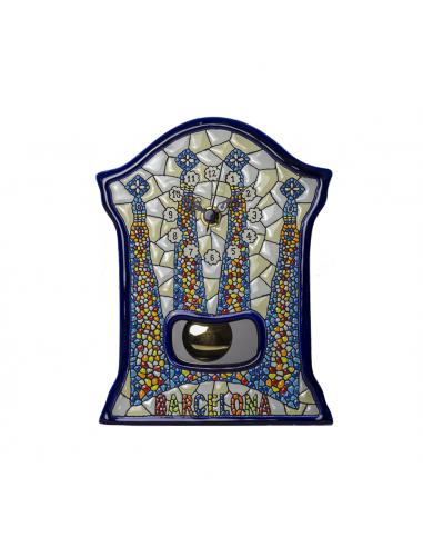 Reloj Sobremesa Sagrada Familia...