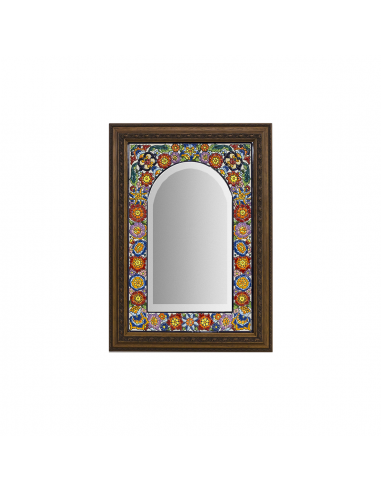 Espejo cerámica española decorativa...