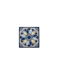 Azulejo cerámica decorativa...