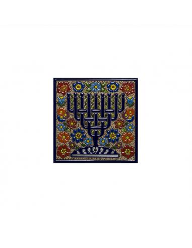 Azulejo cerámica decorativa andaluza...
