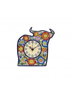 Reloj Sobremesa cerámica...