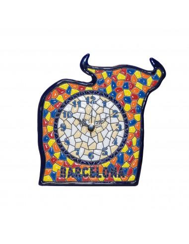 Reloj Sobremesa Gaudí Barcelona Toro....